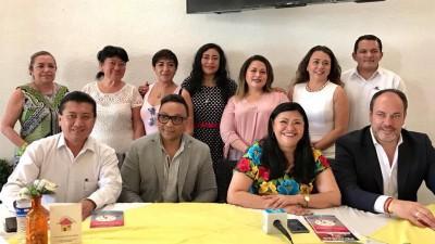 Juanma Quelle rueda de prensa México