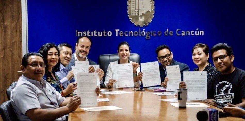 Firma acuerdo TECNM