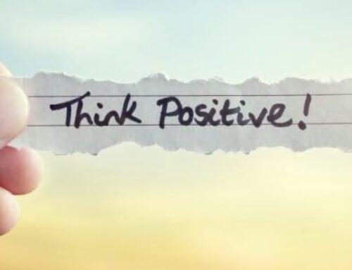Beneficios de pensar en positivo